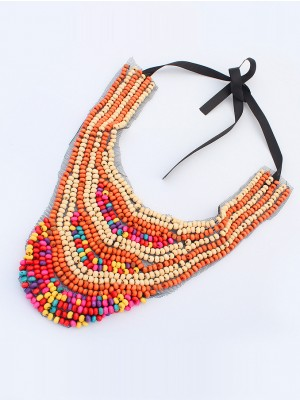 Occident Exotic Personality Retro Halsband-4
