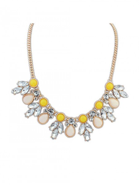 Occident Fresh all-match Snygg Exquisite Halsband