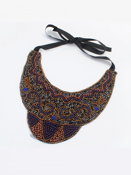 Occident Exotic Personality Retro Halsband-12