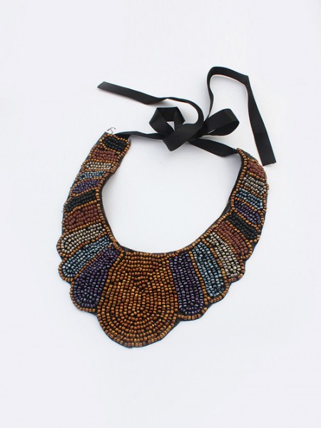 Occident Exotic Personality Retro Halsband-20