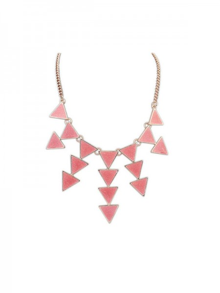 Occident Personality Triangle Punk Retro Halsband