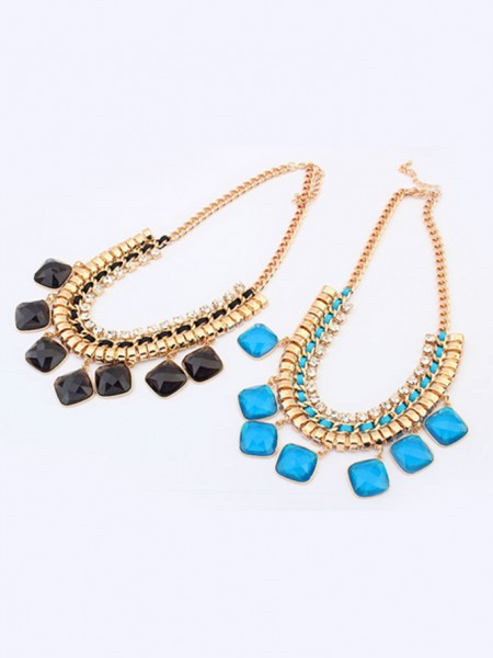 Occident Trendy Modern New Sweet Halsband