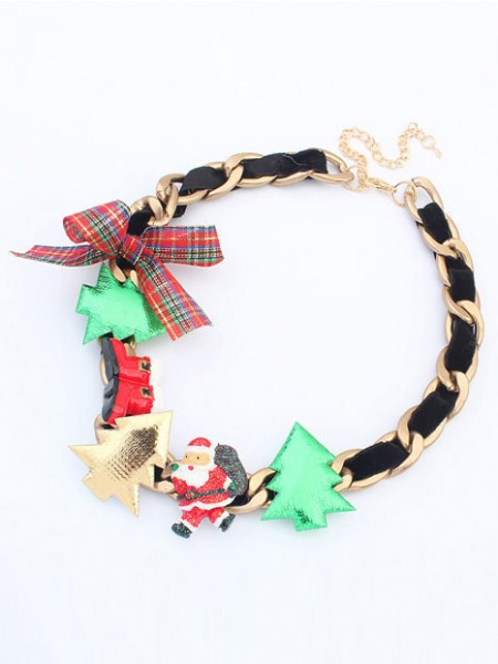 Occident Personality Christmas Series Halsband