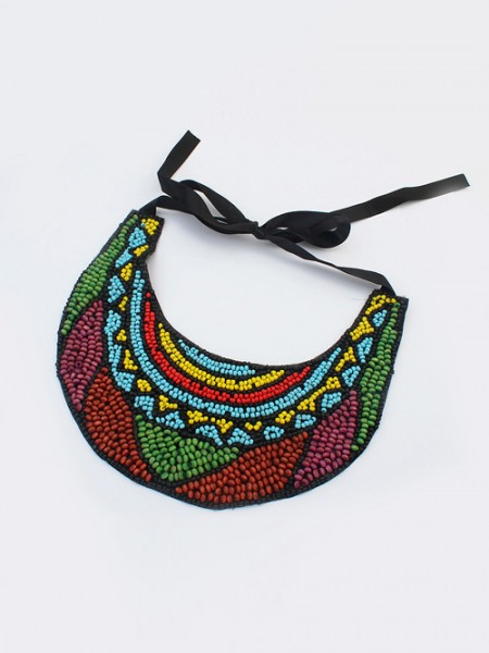 Occident Exotic Personality Retro Halsband-14