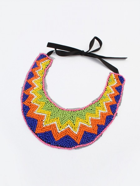 Occident Exotic Personality Retro Halsband-16