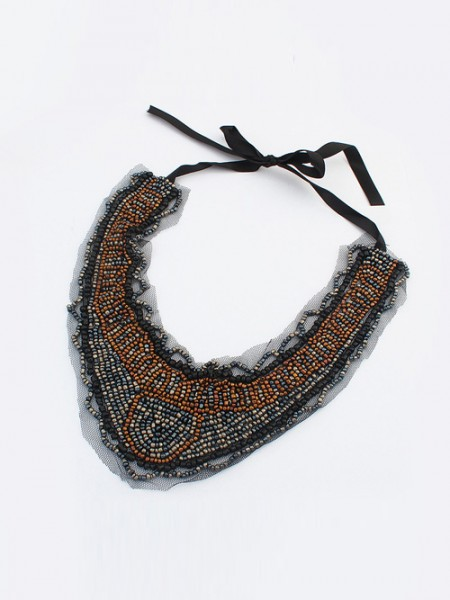 Occident Exotic Personality Retro Halsband-18