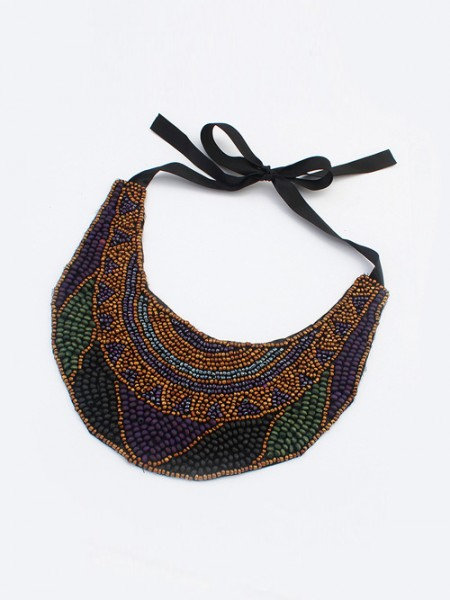 Occident Exotic Personality Retro Halsband-21